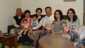 ケビンとその家族