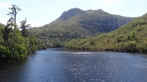 タスマニア島の美しい風景